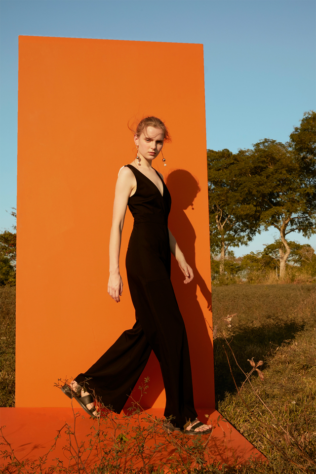 JUMPSUIT WITH TUBE