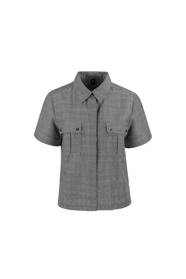 PATCH POCKET SHIRT