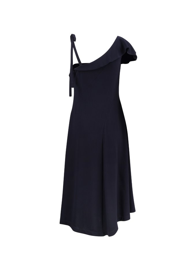 ASYMMETRIC DRESS