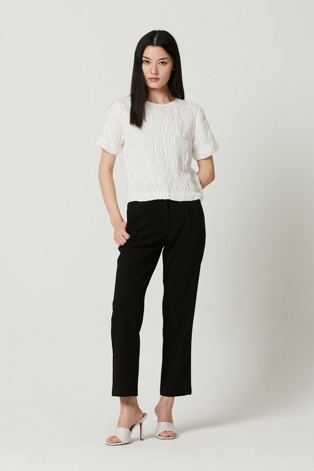 [PRE-ORDER] RUCHED TOP