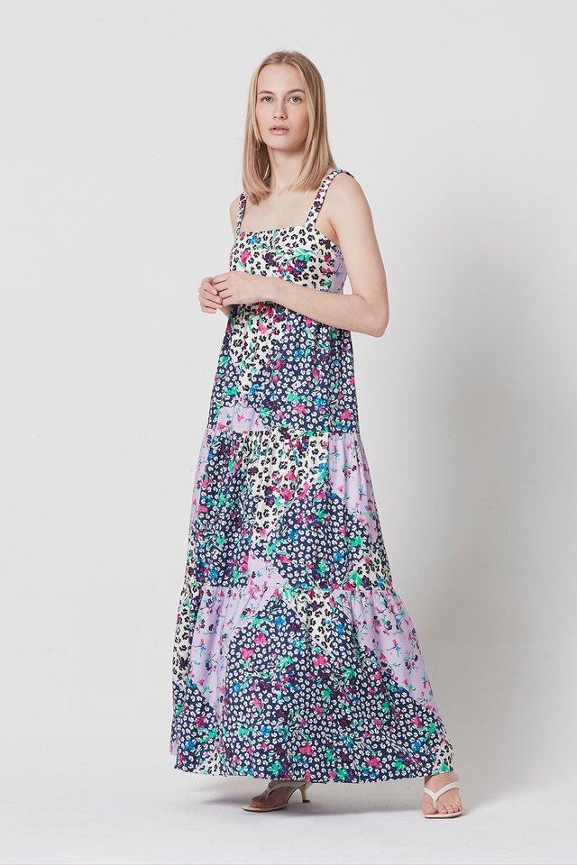 [PRE-ORDER] PRINTED DRESS